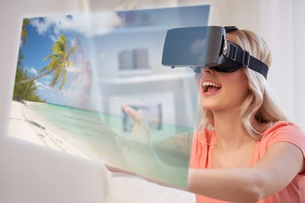 vr headset holiday